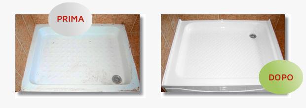 Come valorizzare il bagno datato anna leone architetto - Posa piatto doccia prima o dopo piastrelle ...
