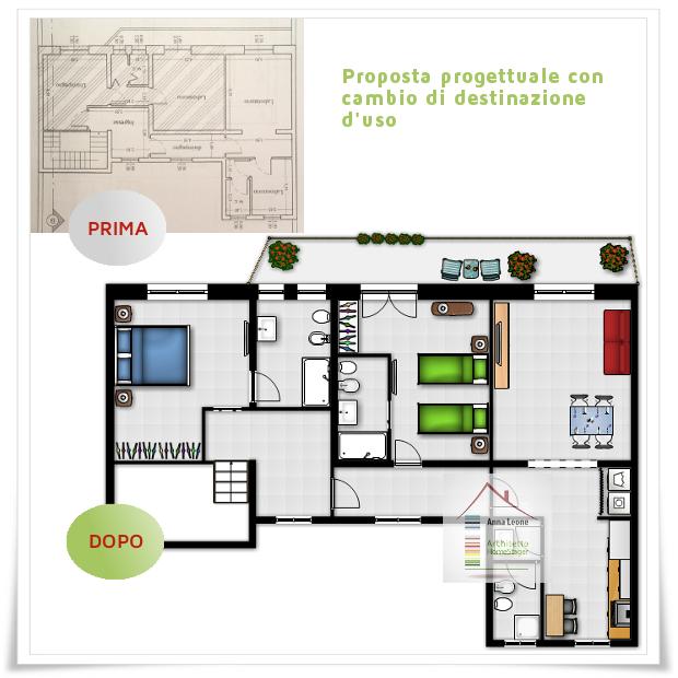 La planimetria come strumento di vendita anna leone - Planimetria casa ...