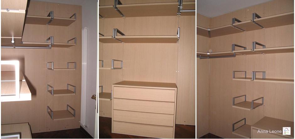 Cabina armadio metallo idee per interni e mobili - Mobili cabina armadio ...