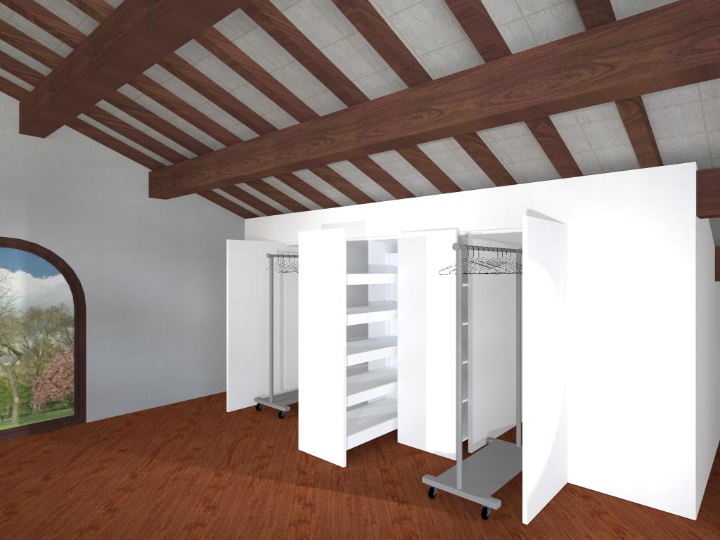 Anna leone - Soluzioni per cabina armadio ...