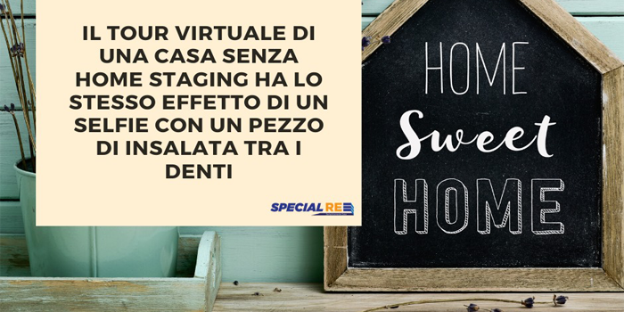 Home staging per non demotivare